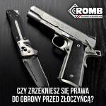 Obrona konieczna z wykorzystaniem broni palnej – przypadek z życia wzięty i praktyczne porady prawnika