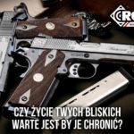 Musimy powrócić w myśleniu do pierwotnej funkcji broni palnej.
