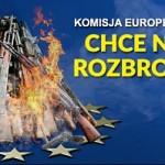 Podpisz petycję. Nie pozwólmy Komisji Europejskiej rozbroić Europejczyków!