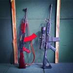 Pistolety maszynowe i karabinki samoczynne na pozwolenie kolekcjonerskie.