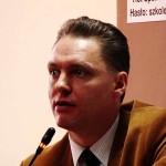 """Dr Łukasz Urbański """"Geneza prawa reglamentacji dostępu do broni w RP. Cui bono?"""""""