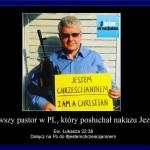 Pastor Paweł Chojecki na Konwencji Programowej ROMB, o dobrym człowieku z bronią.