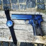 VIS1935.0, limitowany… zegarek w końcu na moim ręku!