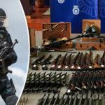 Hiszpańska policja przejęła broń przeznaczoną dla dżihadystów, którą można zestrzelić samolot.