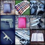 Biblia o przemyśle zbrojeniowym.