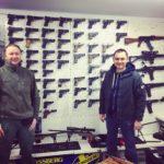 Odwiedziłem sklep z bronią Progres w Tomaszowie Lubelskim.