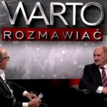 """W programie Jana Pospieszalskiego """"Warto rozmawiać"""", Antoni Macierewicz o dostępie do broni palnej."""