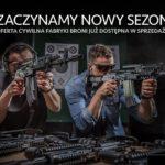 Broń na rynek cywilny radomskiej Fabryki Broni już dostępna w sprzedaży.