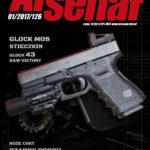 Arsenał – magazyn o broni już w sprzedaży
