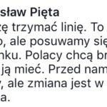 """Stanisław Pięta: """"Polacy chcą broni w domu i będą ją mieć (…) zmiana jest w 100 % pewna"""""""