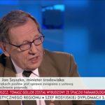Myśliwi to świetny materiał dla obrony terytorialnej – uważa prof. Jan Szyszko