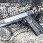 Pistolet STI Sparta w wersji custom