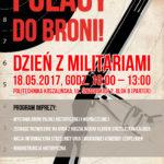 Dzień z militariami na Politechnice Koszalińskiej