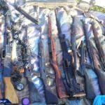 CBŚP rozbiło grupę przestępczą nielegalnie handlująca bronią