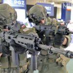 Karabinki MSBS i pistolety PR-15 na testach w WOT
