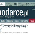 """Andrzej Turczyn dla portalu wGospodarce – """"Terroryści korzystają z broni nielegalnej"""""""