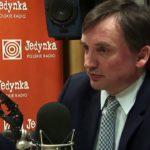 Minister Zbigniew Ziobro o obronie koniecznej i dostępie do broni palnej