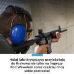 Małopolska przyciąga turystów…. strzelnicami i możliwością postrzelania z kałasznikowa