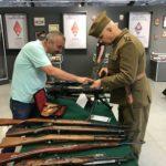 Towarzystwo Strzeleckie na Święcie Wojska Polskiego w Centrum Szkolenia Sił Powietrznych w Koszalinie