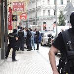 Z cyklu broń ratuje życie – w Pradze napastnik na sklep z bronią został zastrzelony