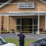 Z cyklu broń ratuje życie: uzbrojony chrześcijanin powstrzymał masakrę w swoim kościele