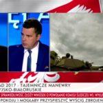 Antoni Macierewicz: w Polsce mamy do czynienia z wojną informacyjną stymulowaną przez ośrodki wrogie Polsce