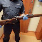 Posiadał broń palną – karabin Mauser z 1944 r. – został zatrzymany i teraz ma być skazany…