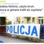 """""""Pijany Polak będzie strzelał do sąsiada"""" – taki kłamliwy przekaz jest realizowany"""