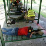 Klub Gazety Polskiej z Gliwic organizuje cykliczne zawody strzeleckie