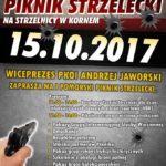 I Pomorski Piknik Strzelecki na strzelnicy w Korne, pod honorowym patronatem wiceministrów Patryka Jakiego i Bartosza Kownackiego