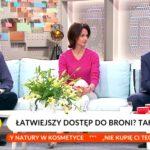 """Byłem w TVP2 w programie """"Pytanie na śniadanie"""""""