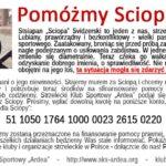 Pomóżmy Sciopie – strzelcowi, którego źli ludzie chcą wrobić w usiłowanie zabójstwa!
