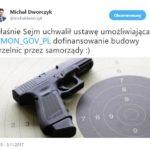 Sejm przyjął ustawę o wsparciu samorządów przy budowie lub remontach strzelnic