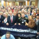 Antoni Macierewicz na nadzwyczajnym zjeździe Klubów Gazety Polskiej o dostępie do broni palnej