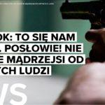 """Kamil Durczok: """"jestem gorącym zwolennikiem prawa do posiadania broni"""""""
