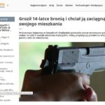Kolejna porcja strachu dla Polaków, która ma wywołać niechęć wobec broni palnej