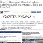 Wbrew faktom czyni się z Polaków uzbrojonych agresorów wobec obcych – trzeba powstrzymać tą falę kłamstwa wobec Polaków