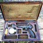 Pistolet samopowtarzalny Margolin, egzemplarz w stanie kolekcjonerskim na sprzedaż