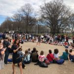 Uczniowie szkoły w Parkland demonstrowali w stolicy Florydy