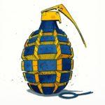 """Główne media zawiadamiają o """"strzelaninach"""" w USA, ale milczą o przemocy z użyciem broni i granatów w Szwecji"""