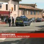We Francji uzbrojony napastnik wziął zakładników w supermarkecie