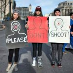 Kilka faktów o marcowym marszu na rzecz kontroli broni, jaki miał miejsce w Waszyngtonie