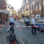"""Samochód """"zaatakował"""" ludzi w Muenster w zachodnich Niemczech"""