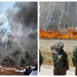 Izraelska armia wzmacnia granicę ze strefą Gazy w obawie przed atakami palestyńskich terrorystów