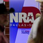 W konwencji Narodowego Stowarzyszania Strzeleckiego Ameryki (NRA) w Dallas udział wzięło ponad 87 tysięcy uczestników