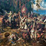 Jan Matejko pięknie namalował polską historię – dużo tam broni, walki, rycerstwa i chrześcijaństwa