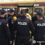 W berlińskim metrze ze względu na wzrost przestępczości ustanowiono zakaz posiadania broni do obrony własnej