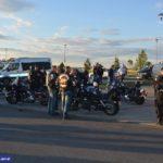 Zatrzymanie motocyklistów, którzy posiadali alarmowce i straszaki, spektakularnym dokonaniem policji