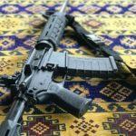Karabinek AR-15 doskonały do obrony własnej