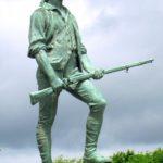 Deklaracja Niepodległości Stanów Zjednoczonych Ameryki – na straży wolność do dzisiaj trwają Minutemen